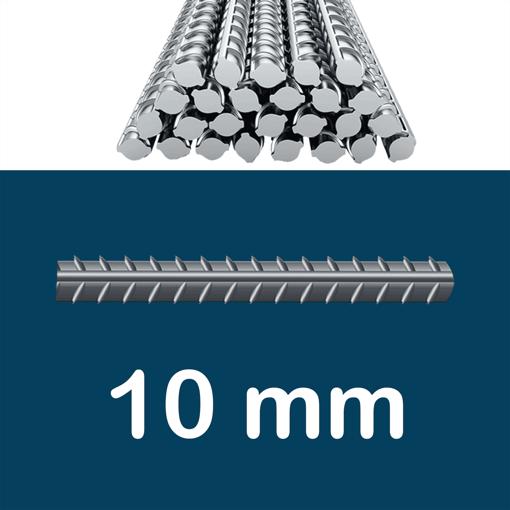 10 mm حديد تسليح